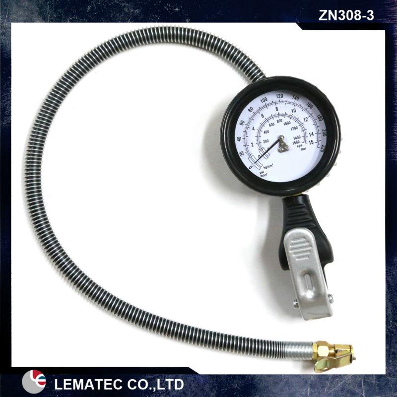 ab59b8ef863b1d ᗔLEMATEC Professionnel pneu d air de Voiture gonfleur 220psi Max ...