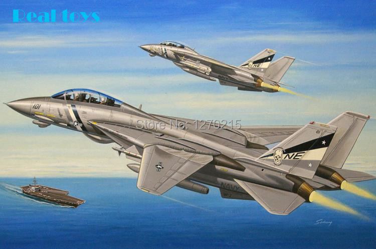 Hobby Boss 80278 1/72 F-14D Super TomcatHobby Boss 80278 1/72 F-14D Super Tomcat