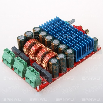 Original TAS5630 DC 25-50V 300W + 300W HIFI Class D Stereo Digital Audio Amplifier Board