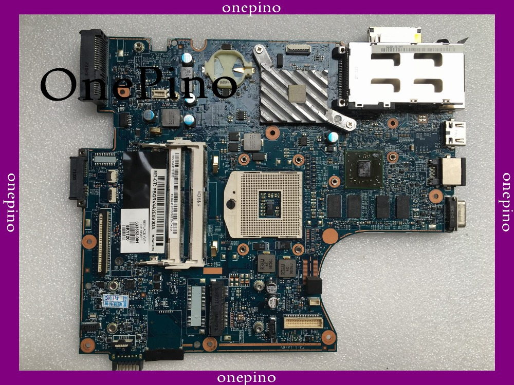 633552-001 1GB graphic chipset fit For HP ProBook 4520S 4720S Notebook Motherboard 633552-001 48.4GK06.041 цена