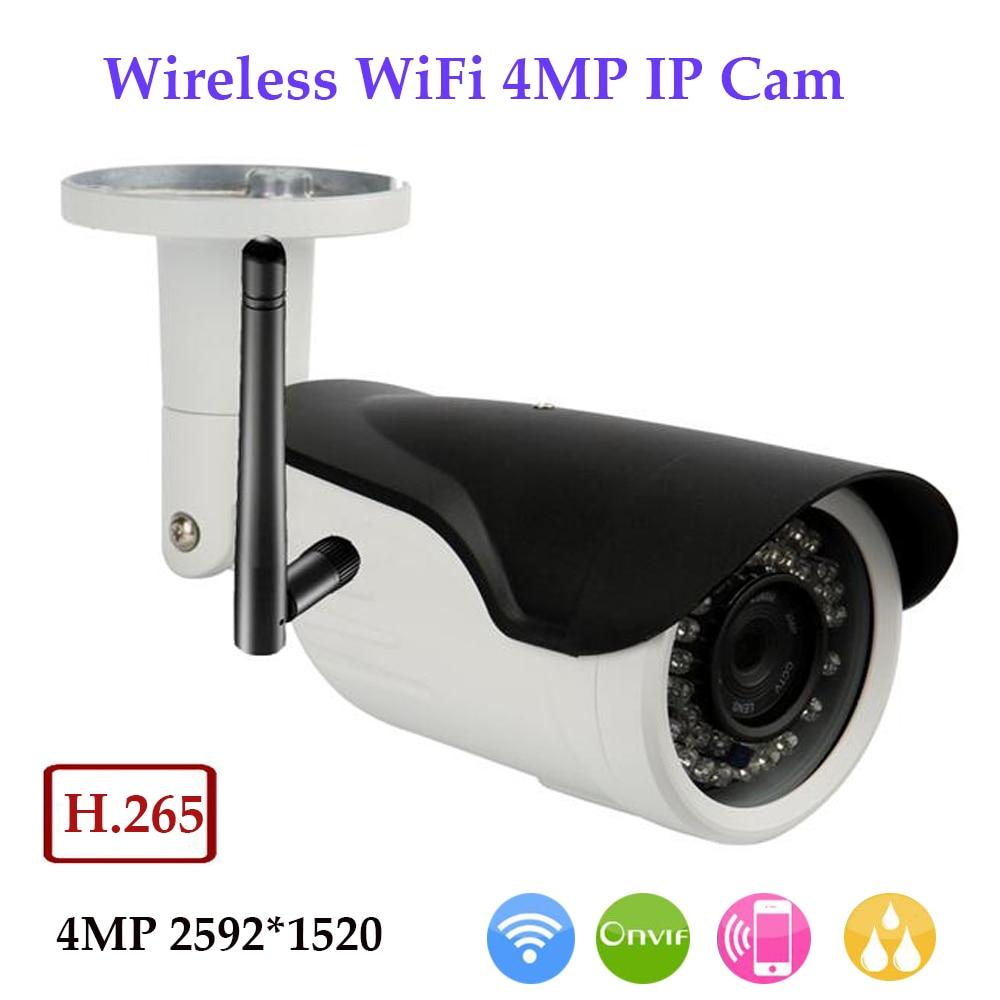 Buy 4mp wifi 2592 1520p 4mp bullet - Camara ip wifi exterior ...