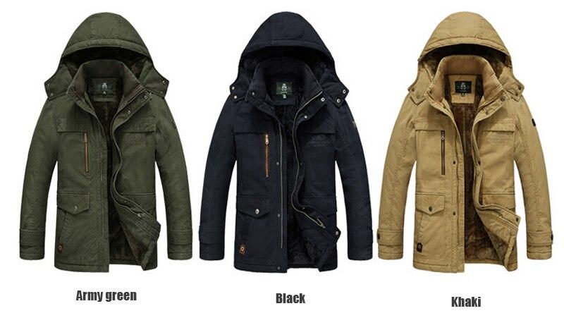 8908ebefe568 Подробнее Обратная связь Вопросы о Куртка Для мужчин зимние пальто ...