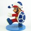Супер Марио 15 см Черепаха Фигура С Базы Японии Фигурку Аниме Коллекция Детские Игрушки С Хороший Пакет # F