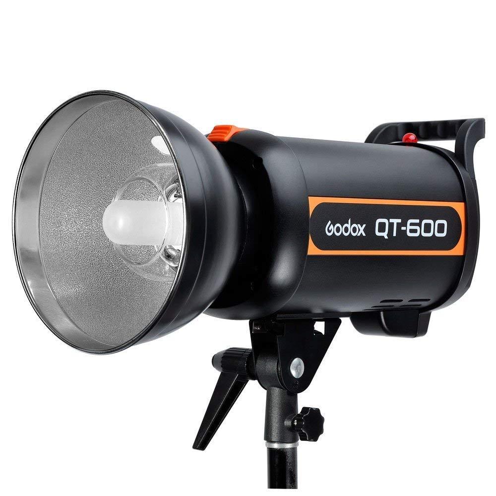 Godox 1800W 3X 600W High Speed Flash Light Studio Strobe lighting & Softbox & Light Stand Professional Photography Kit CD15