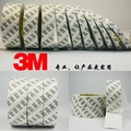 3M9080 double-sided adhesive strength ultra-thin waterproof high temperature incognito car double-sided tape 10 meters