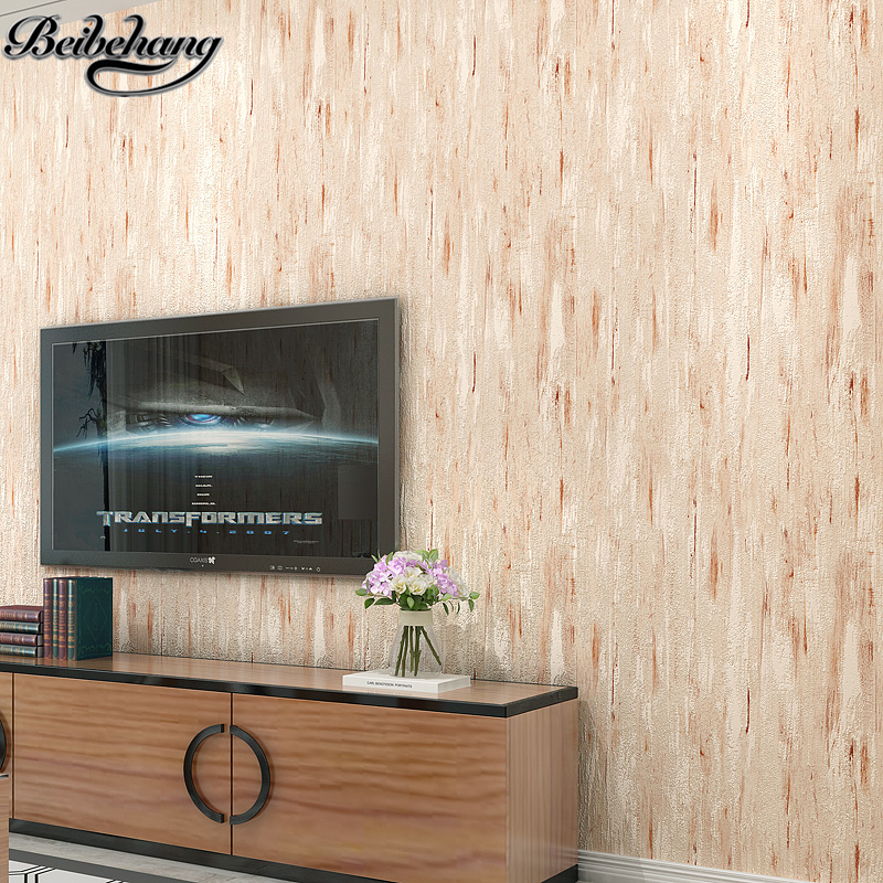 beibehang Papel de Parede Chinese Style Retro Solid Color 3D Grain Nonwovens Wallpaper Living Room TV Plain Background Wallpaper beibehang nonwovens healthy fashion