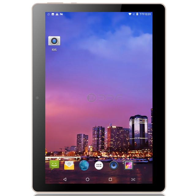 10 Inch Original 3G Phone Call Android 7.0 Quad Core Tablet pc Android 7.0 32GB ROM WiFi GPS FM Bluetooth 4G+32G Tablets Pc