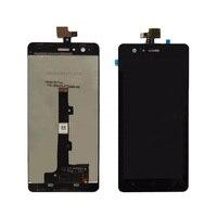 Тренд точка Сенсорный экран телефона сборки для BQ M5 Мобильные аксессуары touch Панель Экран сборки для BQ M5