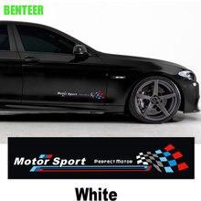 2 шт автомобильные наклейки эмблемы для bmw f10 f20 f30 1 3