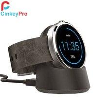 Universal-QI WIRELESS-LADEGERÄT Für Motorola Mobilität Moto 360 1 eine 2 und 2nd Gen Smartwatch Itian Ladestation Adapter Cradle