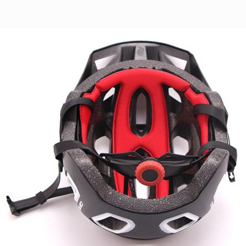 Луна шлем дорожный мотоцикл 2019 горной дороге велосипед шлем с насекомых доказательство сети для взрослых велосипедный шлем a49 - 5