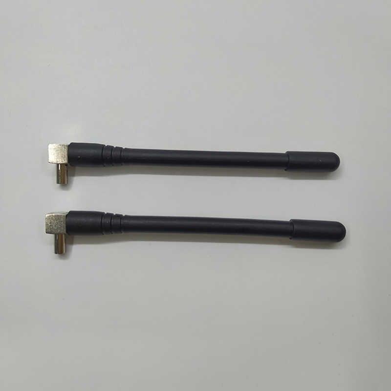 4G antena 4G router 2pcs TS9 conector antenne Wi-fi modem sem fio de antena externa para Huawei E5573 E8372 e5577 4G LTE Aeria