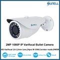 Sunell 2-МЕГАПИКСЕЛЬНАЯ 1920x1080 Пикселей Super HD Сети PoE 1080 P Безопасности Пуля Ip-камера 2.8-12 мм с переменным Фокусным расстоянием, RTSP, Сторожевой, Onvif