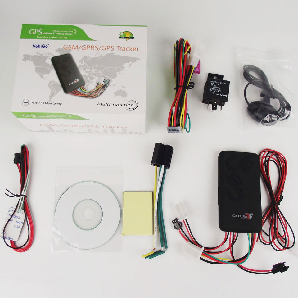 GT06 GPS Tracking Device GSM GPRS SMS Monitor Locator Car GPS Tracker for Automobile Motorcycle Head6