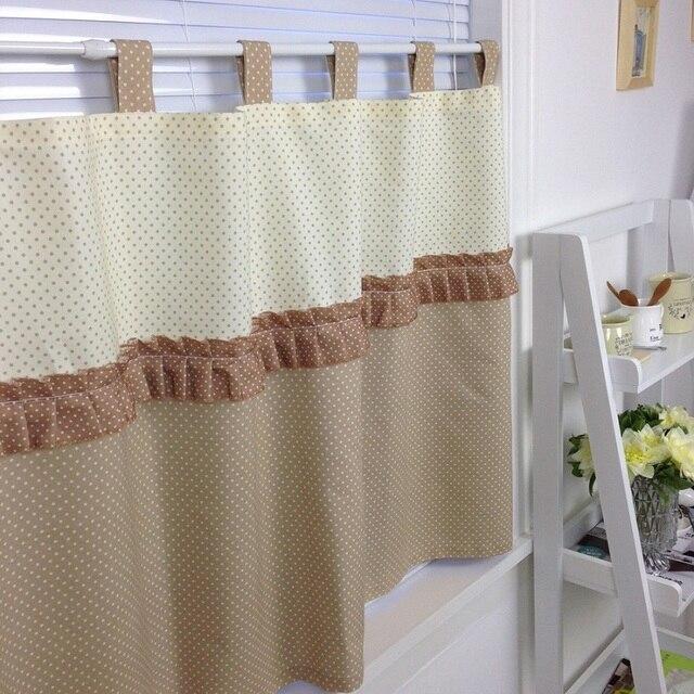 Cortinas para casa de campo telas frescas para vestir tu - Cortinas para cocinas rusticas ...