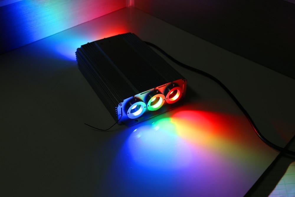 36W(6W*6)6holes LED RGB 20key RF light engine;AC100-240V input