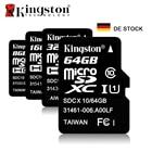 Kingston Micro SD TF Card 8GB 16GB 32GB 64GB Class10 Memory Card Mini SD TF Flash Micro SD Card SDHC SDXC TF Card For Smartphone