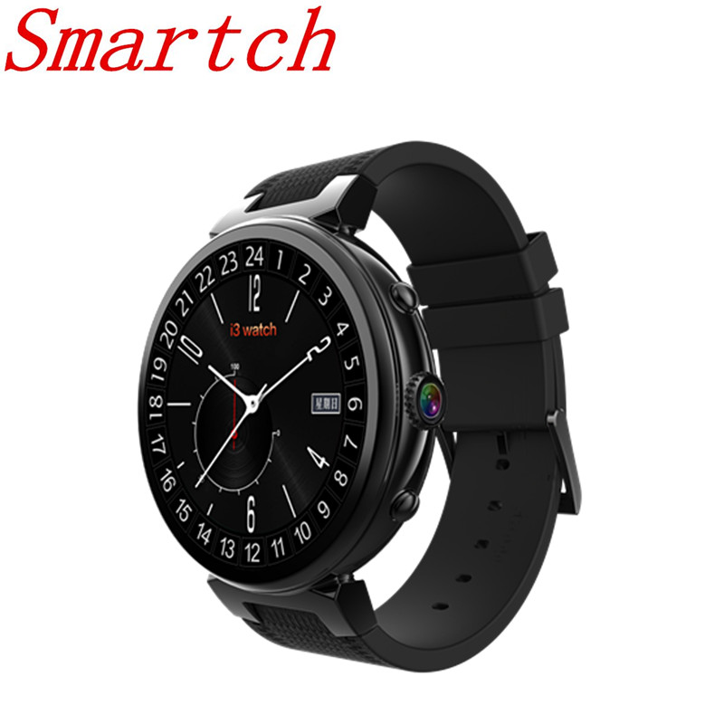 Smartch New smart watch I6 pro SmartWatch 2GB + 16GB 3G with GPS WIFI Heart rate, accelerometer pedometer Voice search For IOS пакет эльсинор ростральная колонна 25х35 ламинированный