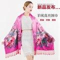 winter oversize  new designer blanket unisex acrylic wrap cashmere scarf shawl pashmina for spring fall   60*cm--200cm
