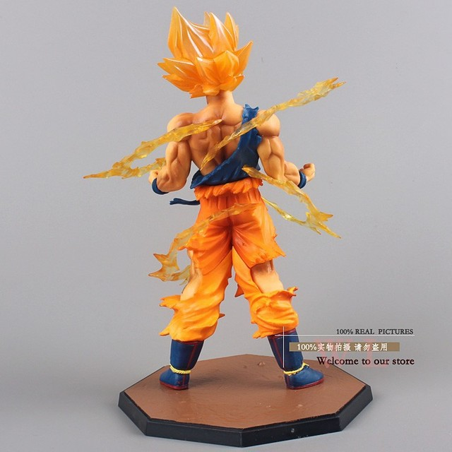 Dragon Ball Z Saiyan Son Goku Toy