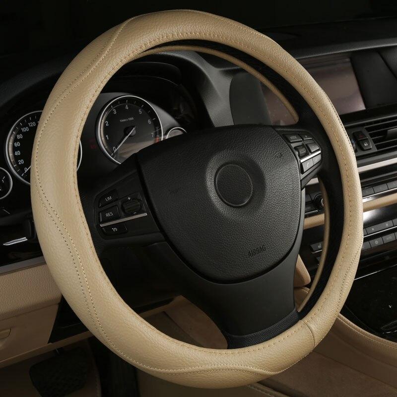 Автомобиль Рули покрыть натуральная кожа аксессуары для Pontiac GTO Montana Sunbird Sunfire торрент Trans Am Trans Sport