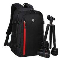 High Large Capacity Waterproof Photography Camera Backpack DSLR Camera Bag Camera Photo Bag For Nikon Canon Sony with Rain Cover