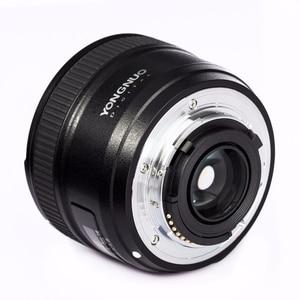 Image 5 - YONGNUO YN 50mm f/1.8 AF Lens YN50mm Aperture Auto Focus Large Aperture for Nikon DSLR Camera as AF S 50mm 1.8G Free lens bag