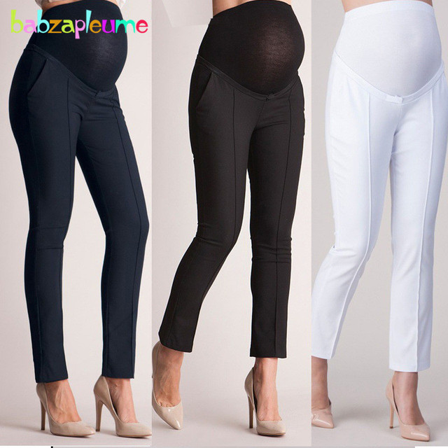 babzapleume Spring Maternity Wear Clothes For Women Fashion Skinny ...