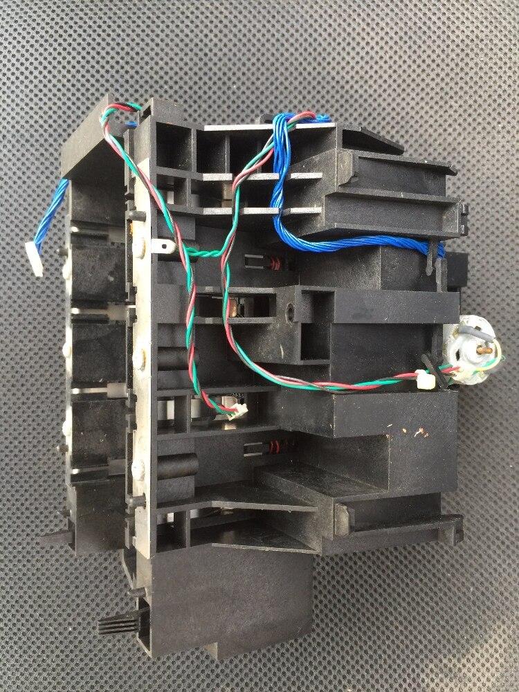 Ink Cart Ridges Holder Unit Assembly For Hp Designjet 500 800 510 A0 A1 24