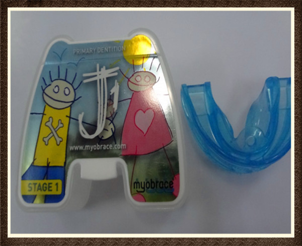 Teeth Trainer appliance J1 Blue/Professional Australia Original Teeth Trainer Children Use J1 myofunctional infant trainer phase ii hard oringal made in australia infant primary dentition trainer girls