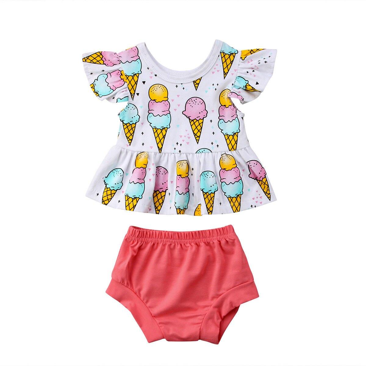 2 STÜCKE Kinder Kinder Mädchen Kleidung 2017 Sommer Mode Kap Kragen Crop Tops + Quaste Shorts Hot Pant Outfits Sunsuit kleidung