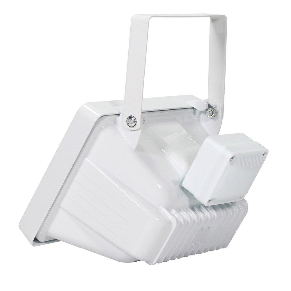 AZISHN CCTV LED CCTV 96 pièces LED IR CCTV Remplir Lumière lampe infrarouge d'illuminateur IP66 850nm Vision Nocturne Étanche pour caméra DE VIDÉOSURVEILLANCE - 4