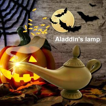 Aladdin Lamp Halloween Decoration Cosplay Costume Party Favors Fancy Dress Props hot image