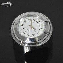 Hot Sell Motorcycle Bike Handlebar Thermometer Clock Watch For YAMAHA Harley for HONDA KTM ATV DIRT BIKE Motor Universal