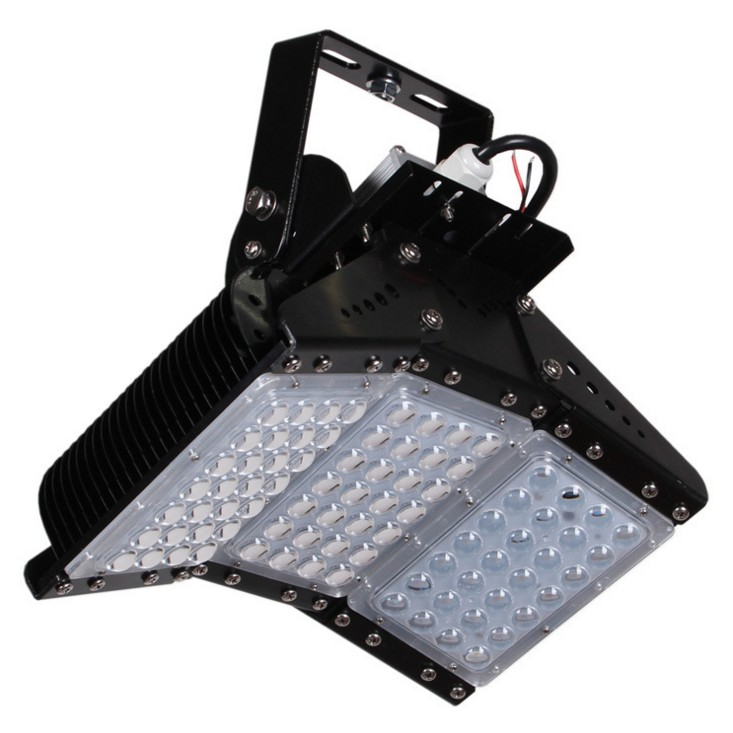 LED Flood Light AC85-265V Vandtæt IP65 Led Floodlight Garden Spotlight Udendørs lampe 56w 112w 168w 224w 336w 500w
