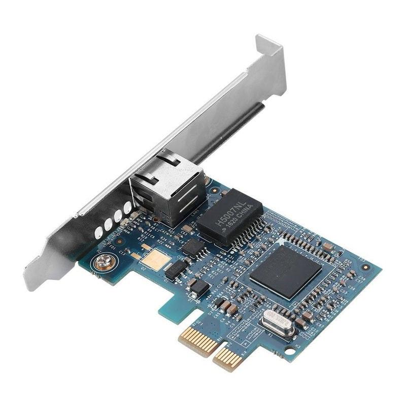 Bcm5751 Pcie Pci-Express X1 To Gigabit Ethernet Rj45 1000Mbps Lan Network Card