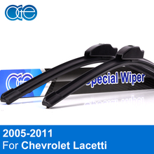 Oge Wiper Blades For Chevrolet Lacetti 2005-2011 Windscreen Natural Rubber Car Accessories