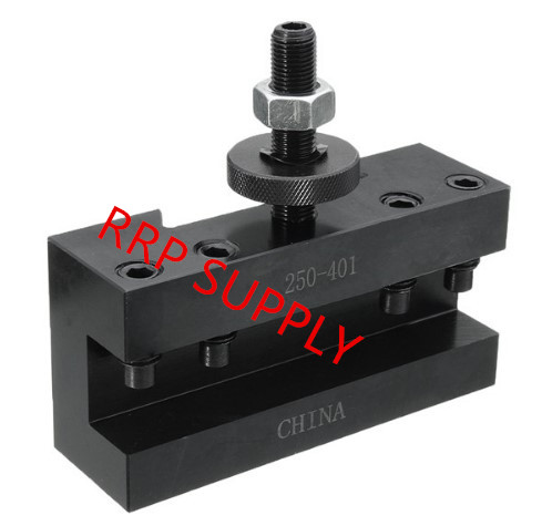 250 401 turning and facing tool holder