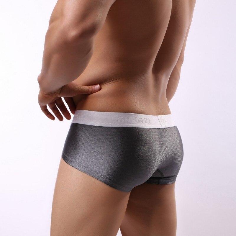 Underwear Male Boxers Mens Sexy Penis Pouch Boxer Men Boxershorts Shorts Underpants Panties Slips Cueca Homem Comfortable