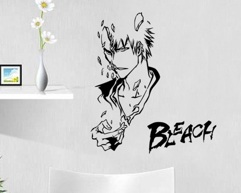 Popular Bleach Decal-Buy Cheap Bleach Decal lots from ...