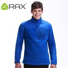 Rax Men Waterproof Windproof Jacket Women Polar Fleece Outdoor Jackets Men Sports Hiking Jackets Thermal Camping Coats 43-2J053