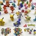 Cute My Little Pokemon Wholesale More style My Poke Mon Cute little action Mini Dolls Figures Poni Toys Random Brinquedos