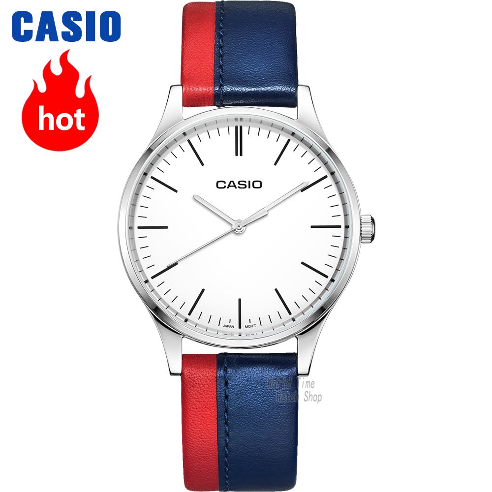 Casio WATCH Men's fashion waterproof quartz watch MTP-E133L-2E MTP-E133L-5E casio prg 600yl 5e
