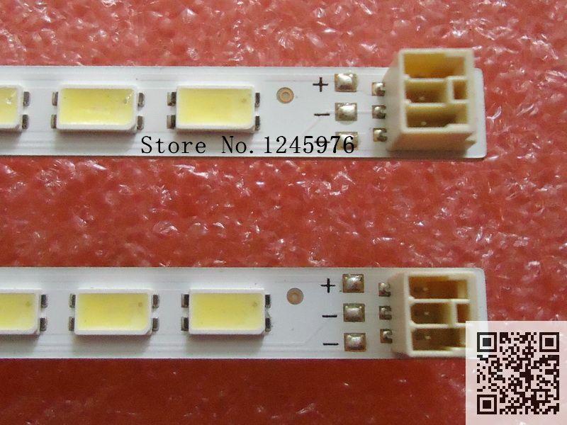 """2 Pieces/lot 40""""lj64-03567a H1lta400hm08 Led Strip Sled 2011sgs40 5630 60 H1 Rev1.0_core 1pcs =60led 455mm Sufficient Supply"""