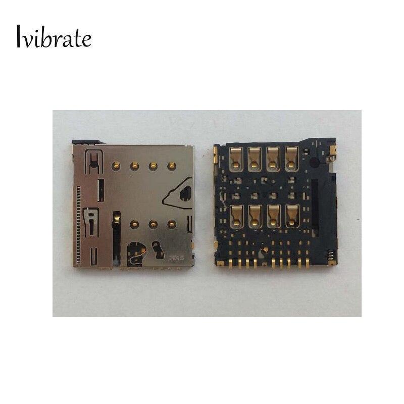 5pcs New Original For Smartisan T1 Sim Card Reader Slot holder socket Tray For Smartisan T 1