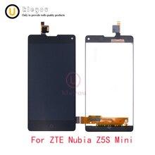 Для zte Нубия Z5S мини ЖК-дисплей Дисплей с Сенсорный экран замена мобильного телефона Аксессуары для zte Нубия Z5S мини