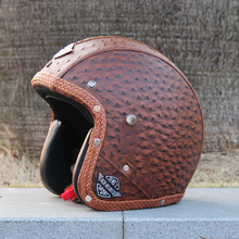 Buy Vintage Harley helmet hat helmet motorcycle helmet retro personality Prince Cruise