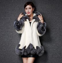 Женское осенне зимнее теплое пальто с капюшоном элегантная верхняя
