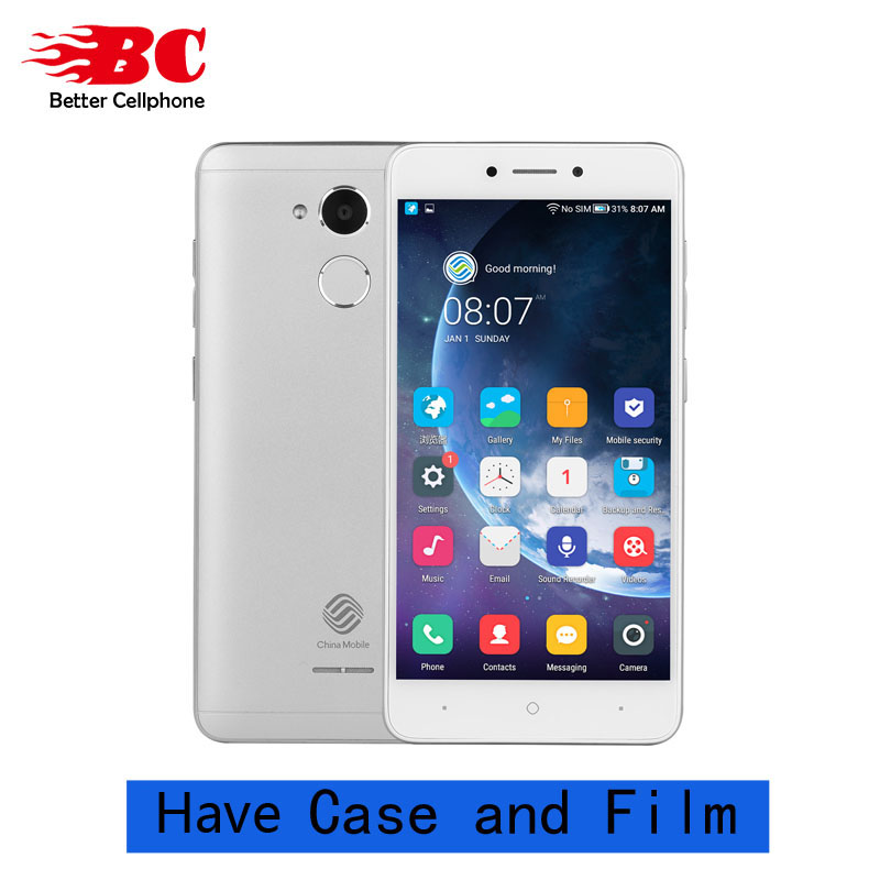 Original ChinaMobile A3S Android7.0 Rear8.0MP Snapdragon 425 Quad-Core 5,2