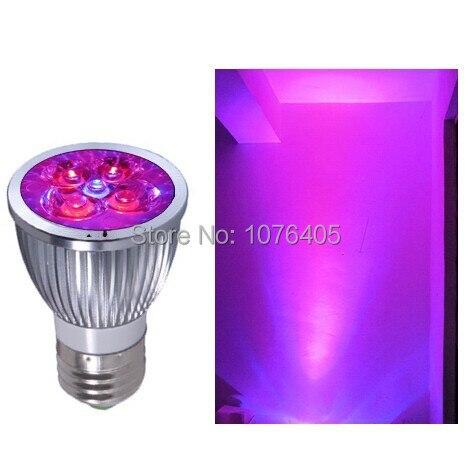 customize colors led grow light 5*3w E27 grow light 5w led coral reef light led bulb fish tank lamp aquarium light led lamp